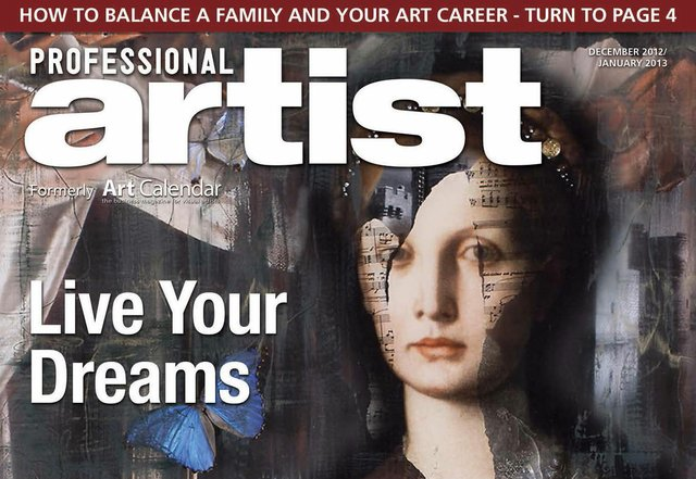 Download the December/January issue today at http://orders.professionalartistmag.com/digitalarchives/