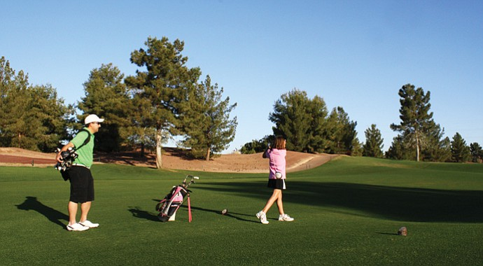 Raven Golf Club's new initiatives make it easy for families to get course time.