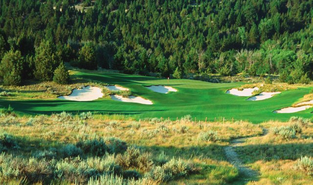 Rock Creek Cattle Company rose quickly to No. 1 on Golfweek's Best Residential Courses list.