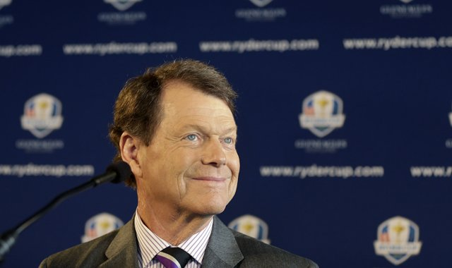 Tom Watson was chosen as the captain of the U.S. Ryder Cup team for 2014.
