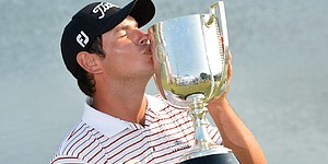 Daniel Popovic wins Australian PGA by four shots