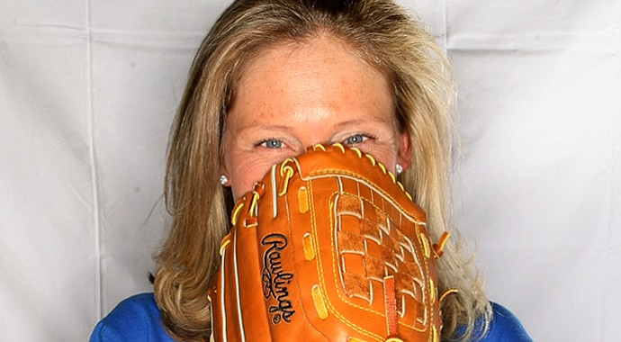 Angela Stanford and the Texas Rangers.