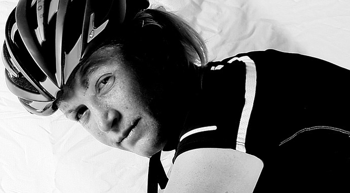 Suzann Pettersen and cycling.