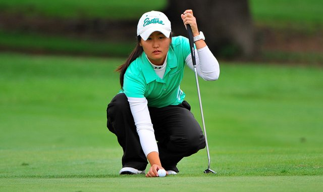 Eastern Michigan's Alyssa Kwon