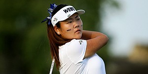Lee returns from injury to shoot 72 at Annika