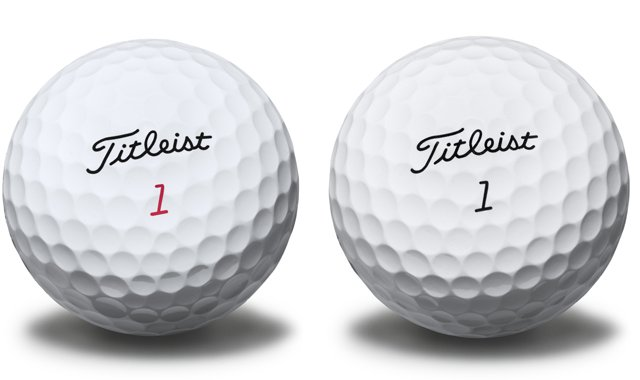 The 2013 Pro V1 and Pro V1x golf balls go on sale Friday in the United States.