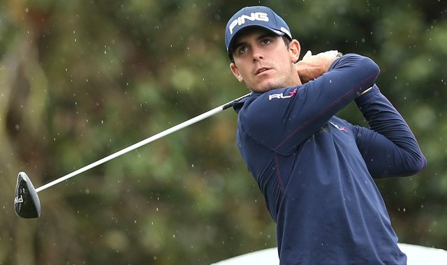 Billy Horschel is paired with Tiger Woods for the first time in his career.