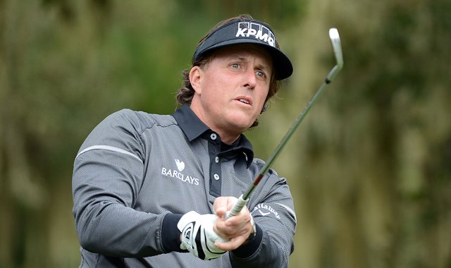 Phil Mickelson won two weeks ago, but struggled to a T-60 finish at Pebble Beach last week.