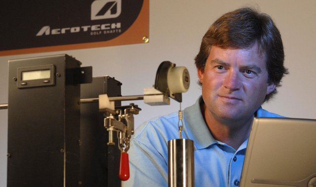 Chris Hilleary is owner and president of Aerotech Golf.