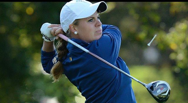 Former Cal player Daniela Holmqvist (file photo)