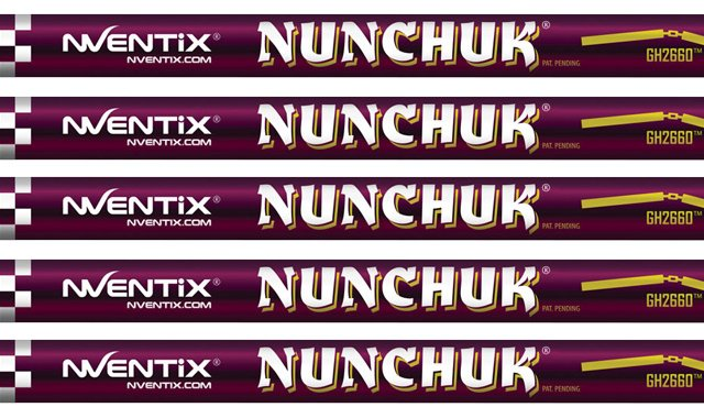 Nunchuk&#39;s nVentix