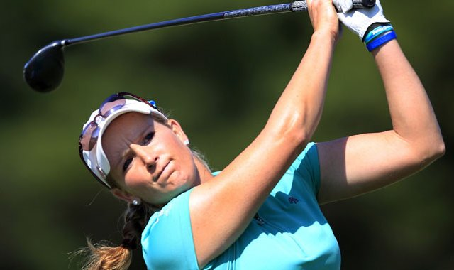 Anna Grzebien called it quits on the LPGA after the 2012 season.