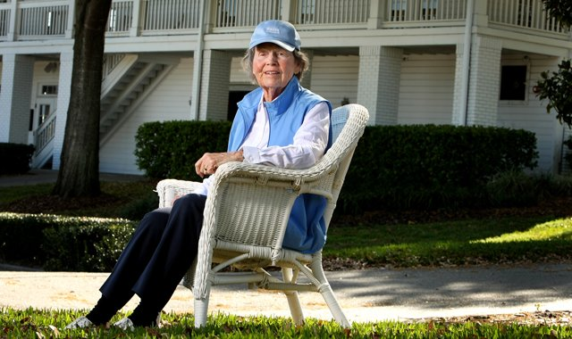 Rollins College has hosted a women&#39;s tournament with Peggy Kirk Bell&#39;s name on it since 1977.