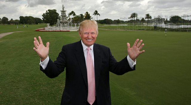 Donald Trump is showing a detail-driven style and devotion to a big vision with his re-do of Doral.