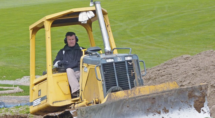 Gil Hanse makes his mark on Waverley Country Club in Portland, Ore.