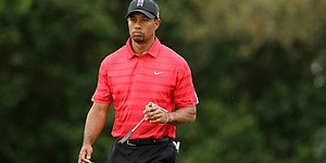 Tiger returns to No. 1 for first time since 2010