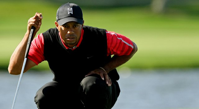 Tiger Woods on Monday at Arnold Palmer Invitational at Bay Hill.