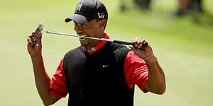 Masters odds: Tiger the clear favorite at Augusta