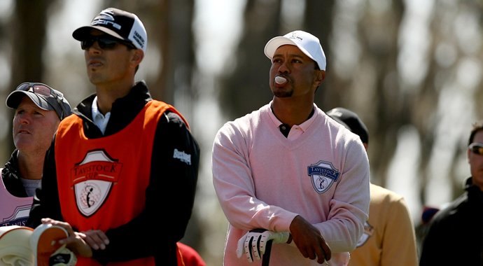 How it Happened: Tiger Woods' team wins Tavistock