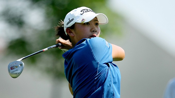 Yvonne Zheng earned an exemption into the Symetra Tour's Guardian Retirement Championship at Sara Bay.