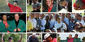 Masters 2013: A look back at 18 years of Tiger