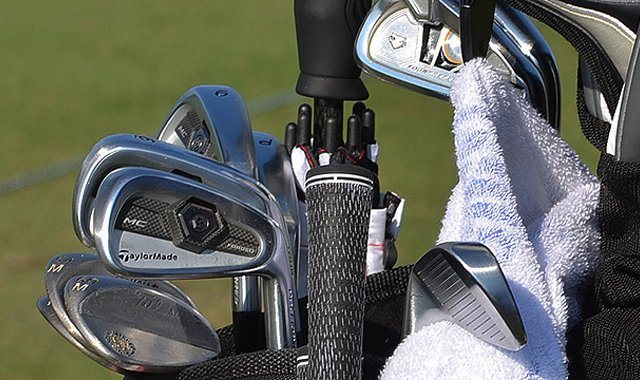 A look inside the bag of 2013 Valero Texas Open winner Martin Laird.