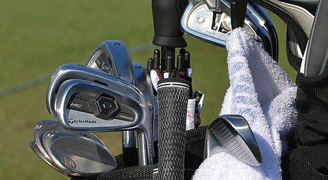 A look inside the bag of 2013 Valero Texas Open winner Martin Laird.