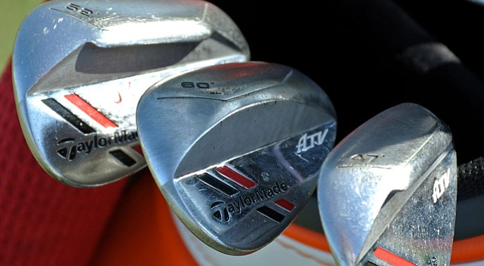 Jason Day's equipment he is using at the Masters.