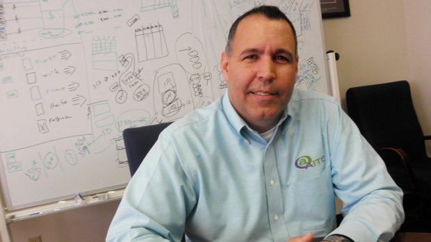 Gabe Ruiz, president of Advanced IT Concepts in Orlando, said his success is proof of the value of the business assistance programs offered by the University of Central Florida.