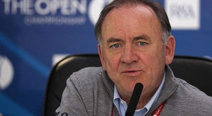 R&A CEO Peter Dawson