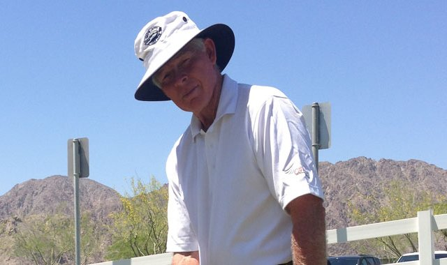 Ted Smith is pulling away in the super senior division of the Golfweek Senior Amateur.