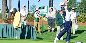 Sage Valley: Round 2 tee times and groupings