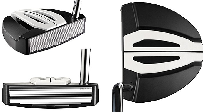 Ping's latest putter combines the variable-depth grooves of the True Roll line and a mallet that has won multiple times on the PGA Tour.