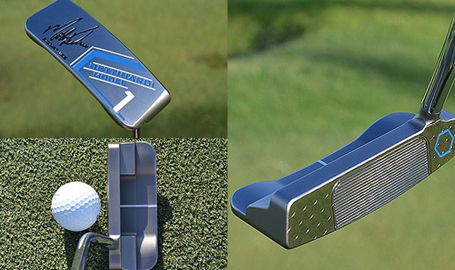 The collaboration between five-time PGA Tour winner Matt Kuchar and putter maker Bob Bettinardi yields two models.