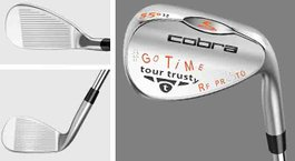 Cobra eyes wedge market with Tour Trusty