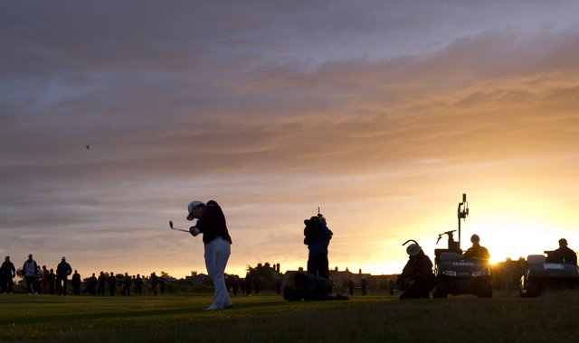 The 2012 Ricoh Women's British Open also was contested at Royal Liverpool, Hoylake.