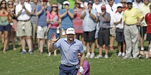 HP Byron Nelson: Tee times, second round