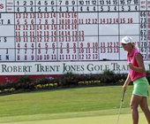 Nordqvist, Lewis go low on Crossings course