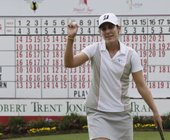 Jennifer Johnson wins Mobile Bay LPGA Classic