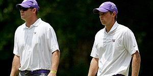 VIDEO: Off the course with the Washington Huskies