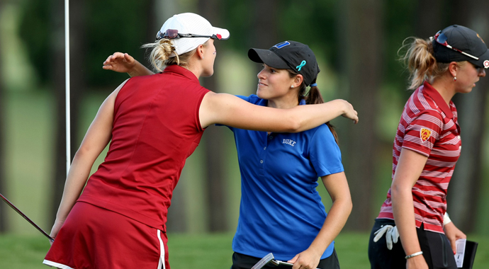 Whether planning to turn pro or not, seniors will leave the NCAA Women's Championship in Athens, Ga., with degrees in hand.