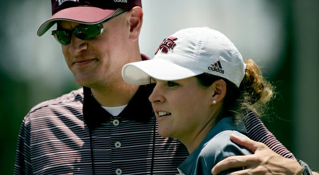 Mississippi State's McDonald thrives with competition