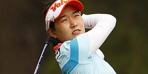 Ilhee Lee leads at ISPS Women's Australian Open