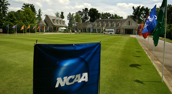 Nearly every conversation at the recent college golf coaches conventions at Planet Hollywood concerned the future of the NCAA Championships and TV.