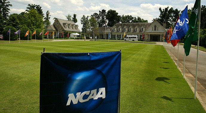 The 2013 NCAA Championship at Capital City Club Crabapple Course.