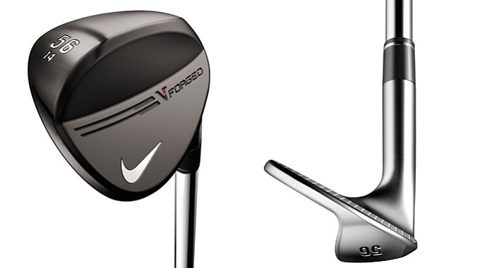 Nike's new VR Forged wedges expand the VR family of clubs and offer three distinct sole grinds designed to accommodate various course conditions and shot-making demands.
