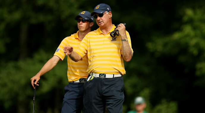 California head coach Steve Desimone has been selected to coach the U.S. Team at the Palmer Cup this summer at Walton Heath Golf Club. The Ryder Cup-style competition will take place on the golf club's Old Course June 26-28.