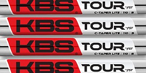 KBS launches C-Taper Lite shafts