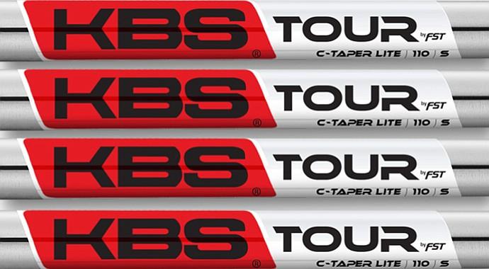 KBS' C-Taper Lite shafts