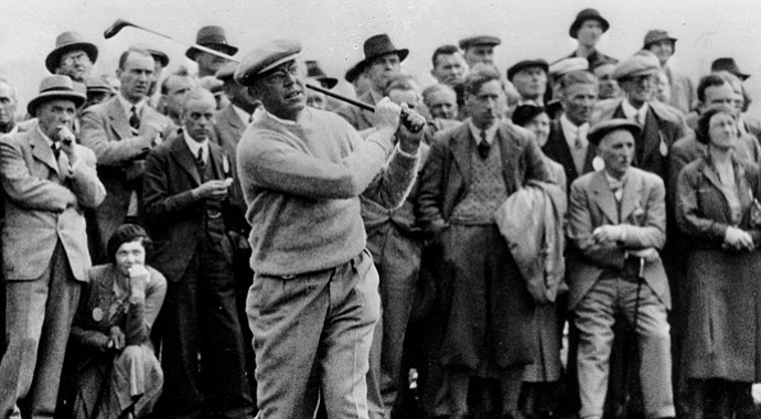 At a time when golf was dominated by the Brits and the game was only for the elite, Francis Ouimet and his 10-year-old caddie, Eddie Lowery, scripted an incredible story by winning the 1913 U.S. Open.
